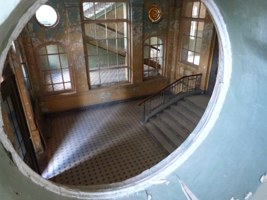 Beelitz Heilstäatten | Urebxen Duitsland