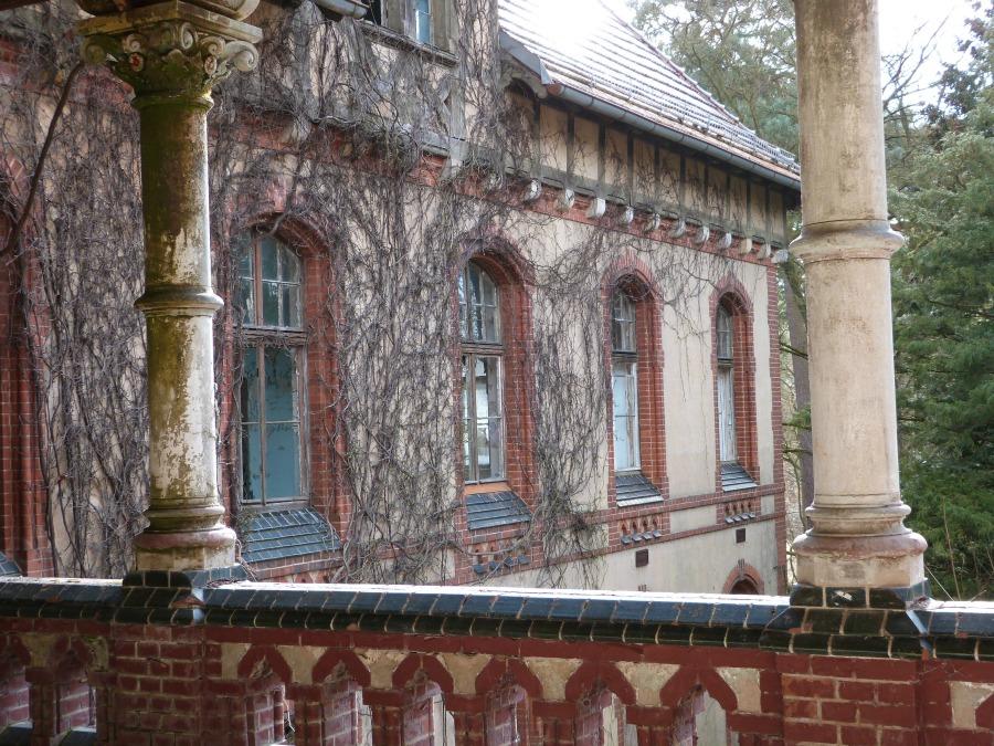 Urbext hotspots Duitsland: Beelitz Heilstätten