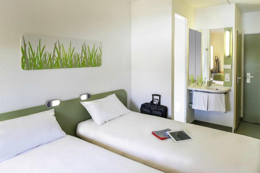 Logeren op de Kiez: Ibis Budget Hotel
