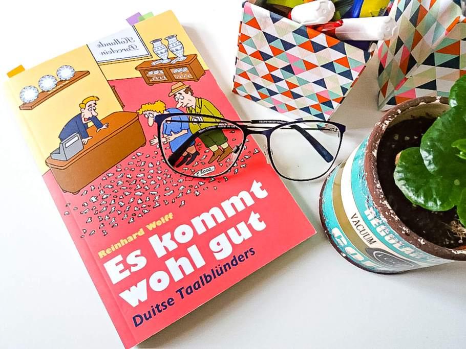 Es kommt wohl gut: over Duitse taalblunders - een recensie