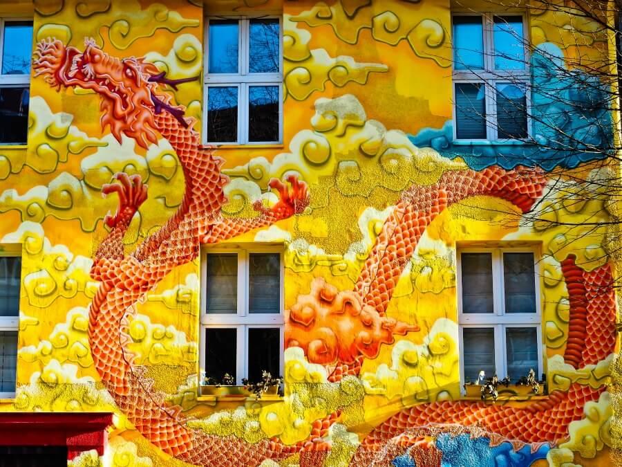 Street art in Düsseldorf