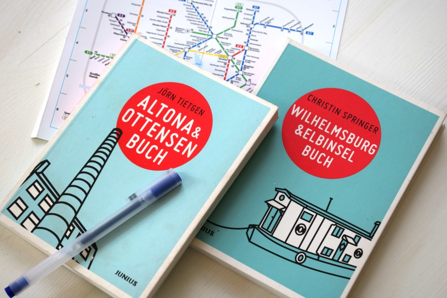 Reisgidsen over Hamburg | Altona & Ottensen Buch | Standort Hamburg