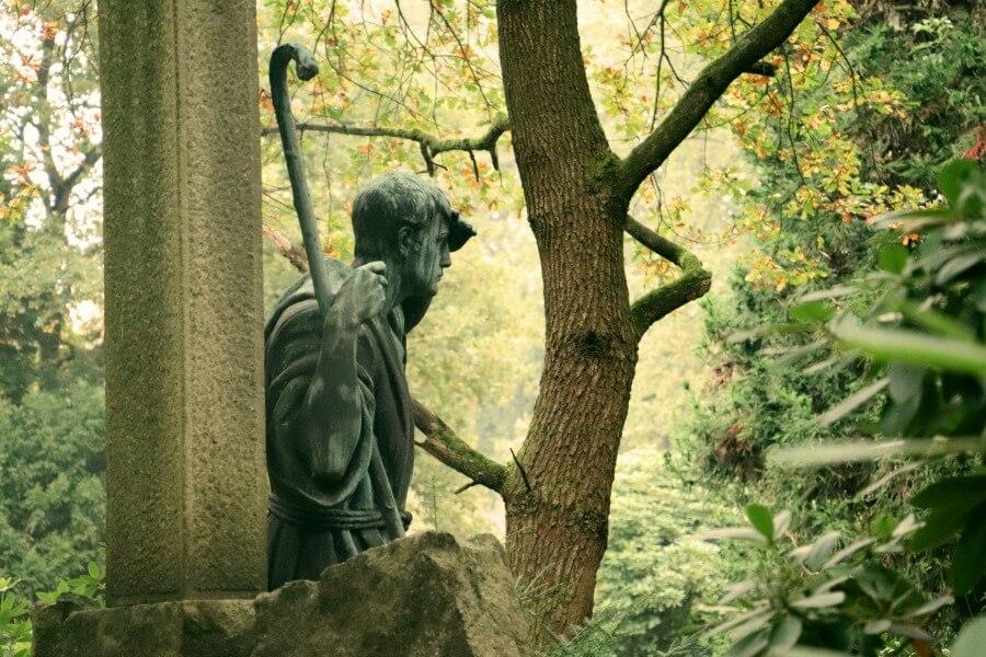 Herfsttip: het Ohlsdorfer Friedhof bezoeken