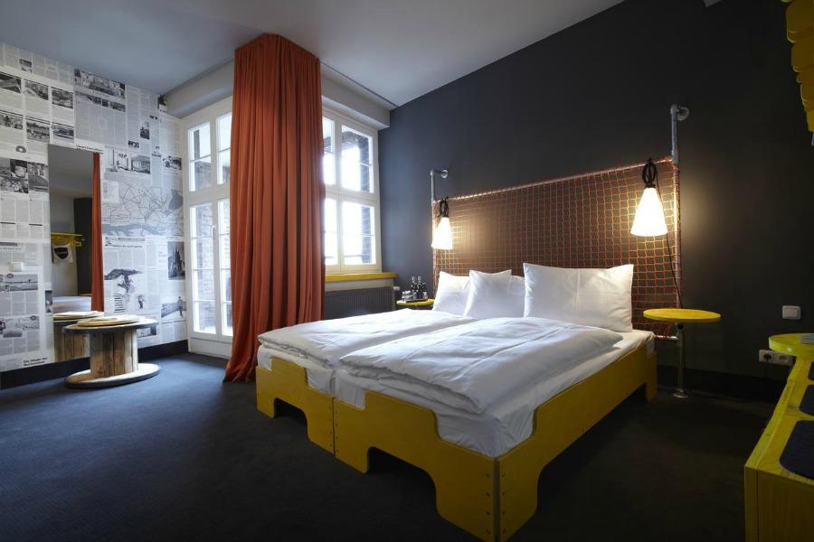 De beste hotels in het Schanzenviertel: SUperbude