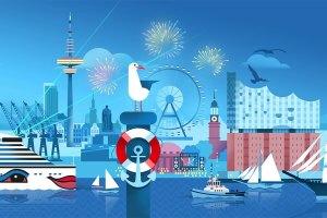 Programma Hafengeburtstag Hamburg 2019