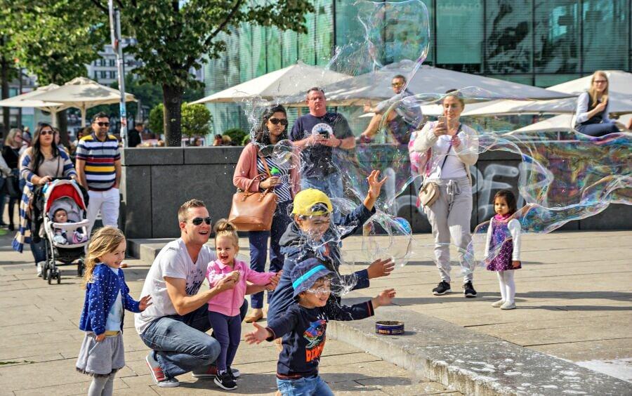 Programmahighlights van de Hafengeburtstag in Hamburg | Standort Hamburg