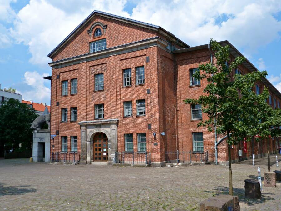 Baksteenarchitectuur in Hamburg: Neuer Kamp | Standort Hamburg