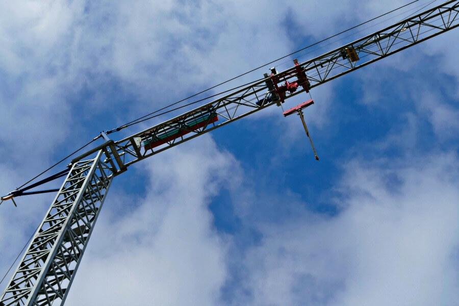 Nieuwbouw in aanbouw: verhuizen naar een nieuwbouwwoning in Hamburg