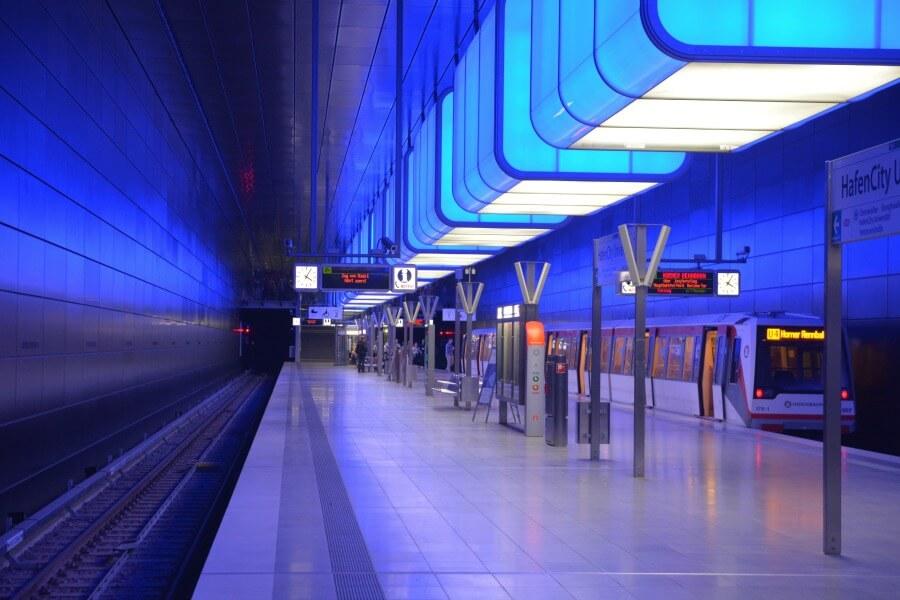 Bezienswaardig in Hamburg: Stations| Standort Hamburg