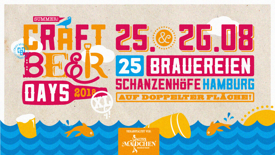 Craft Beer tage Hamburg