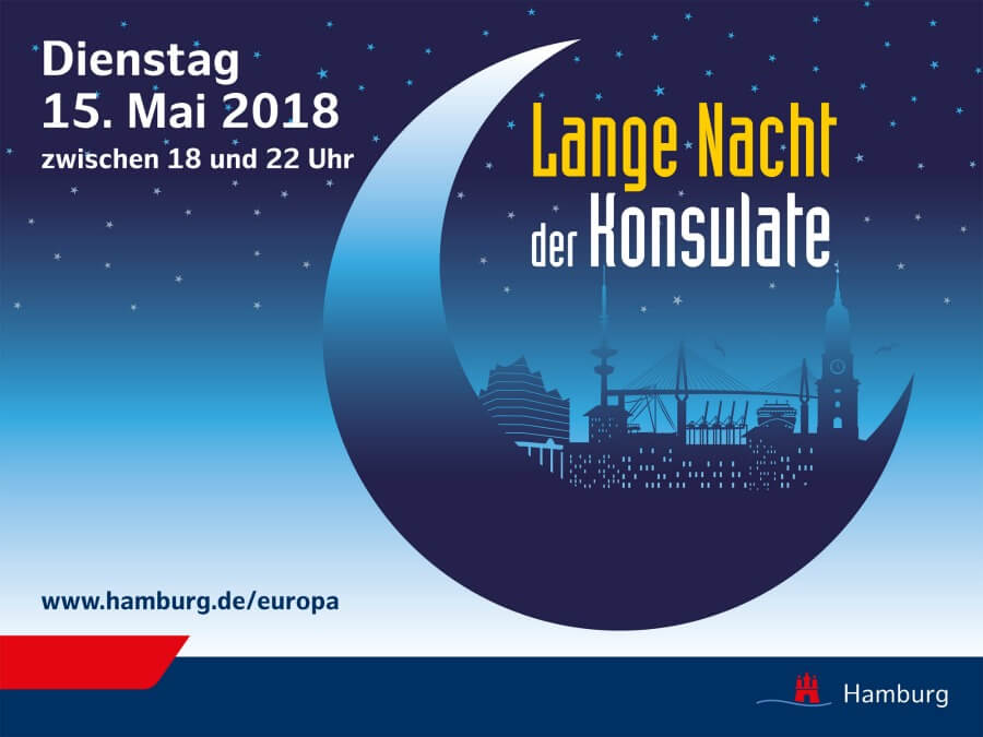 Evenementen in Hamburg  | Lange Nacht der Konsulate