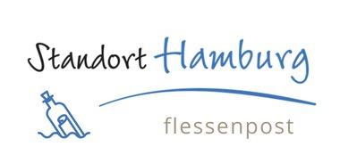 Flessenpost, de nieuwsbrief van Standort Hamburg