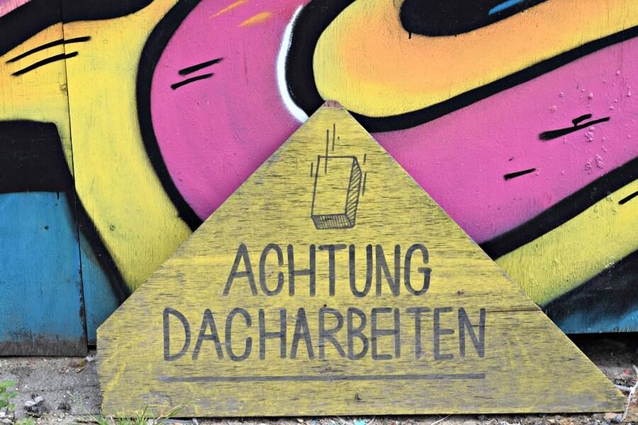 monumentenweekend en street art: prima combinatie