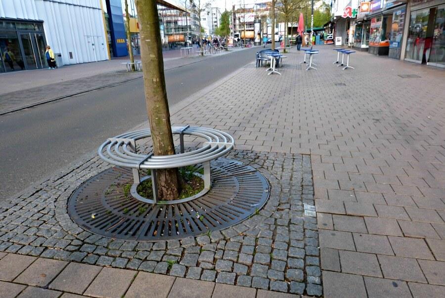 Stolpersteine in Altona: Große Bergstraße