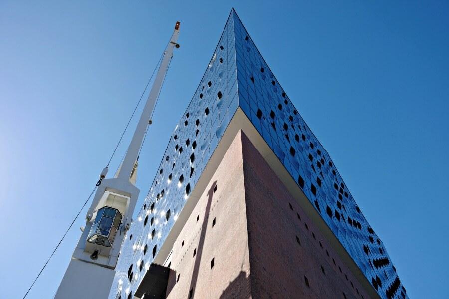 Beste fotospots in Hamburg: Elbphilharmonie