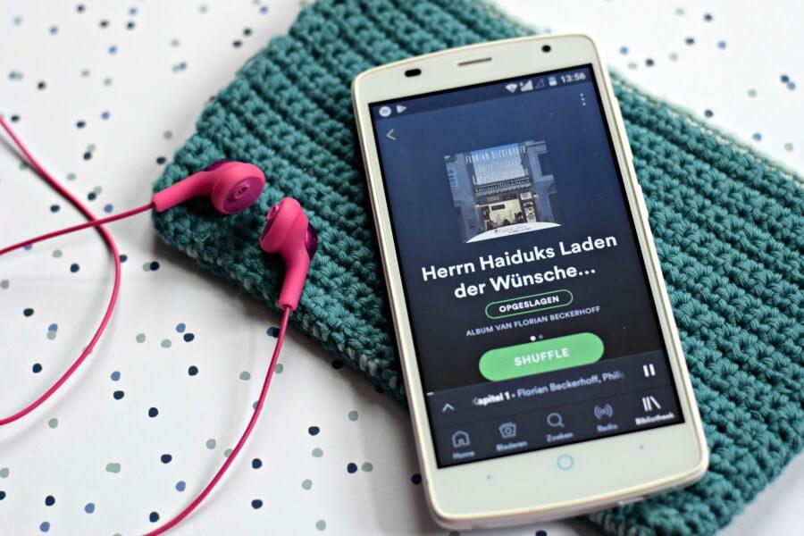 Een van mijn favoriete audioboeken allertijden: Herrn Haiduks Laden der Wünsche