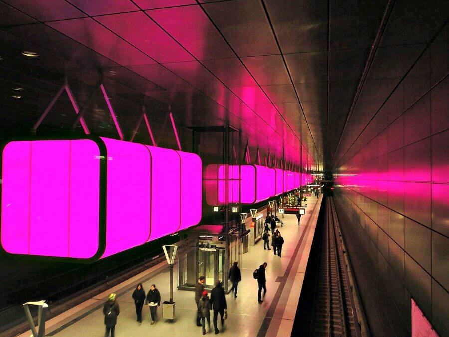 De beste budgettips voor Hamburg: voordelig met het ov