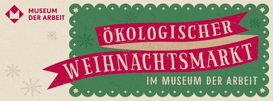 Een bijzondere kerstmarkt in Hamburg: de Öko-Weichnachtsmarkt Museum der Arbeit