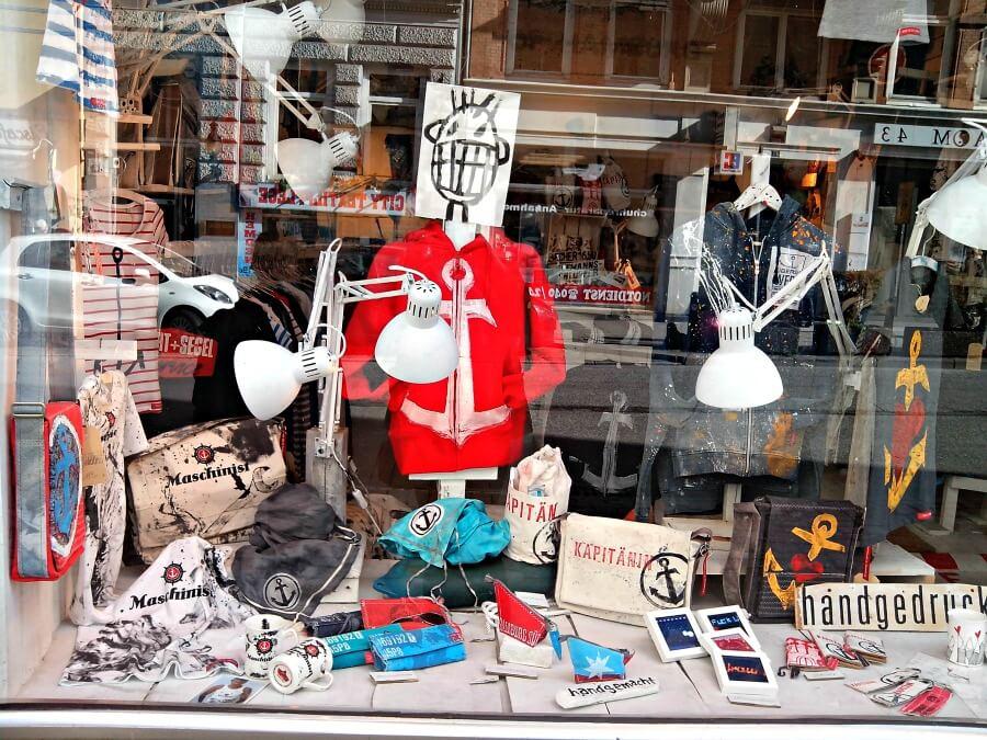 Vooroordeel over Hamburg: shoppen moet je in de binnenstad doen. Nee!