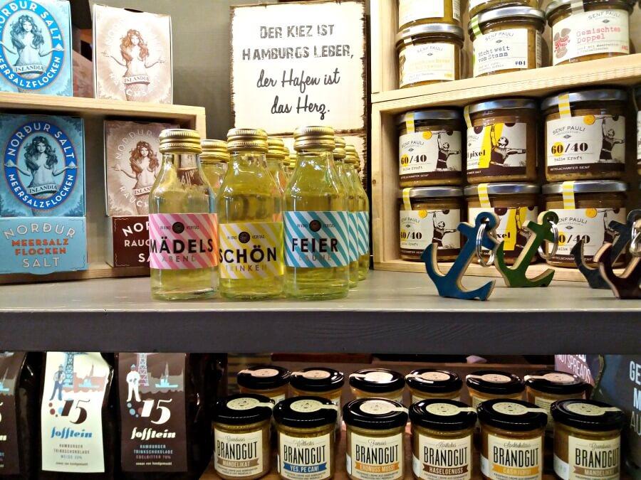 Originele souvenirs uit Hamburg: van ankertjes tot shampoo