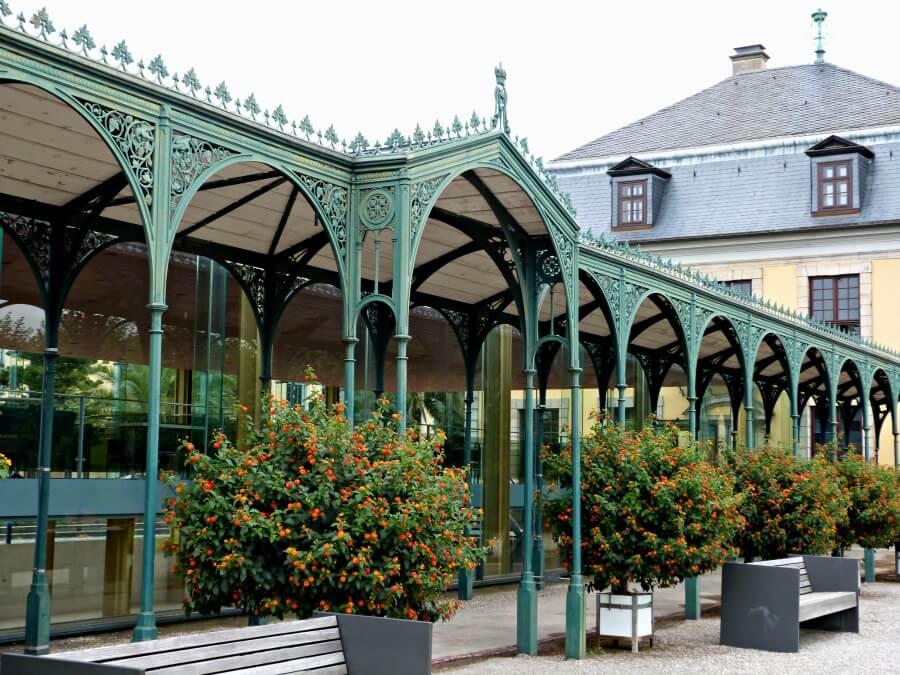 Bezoek aan Hannover: Herrenhäuser Gärten