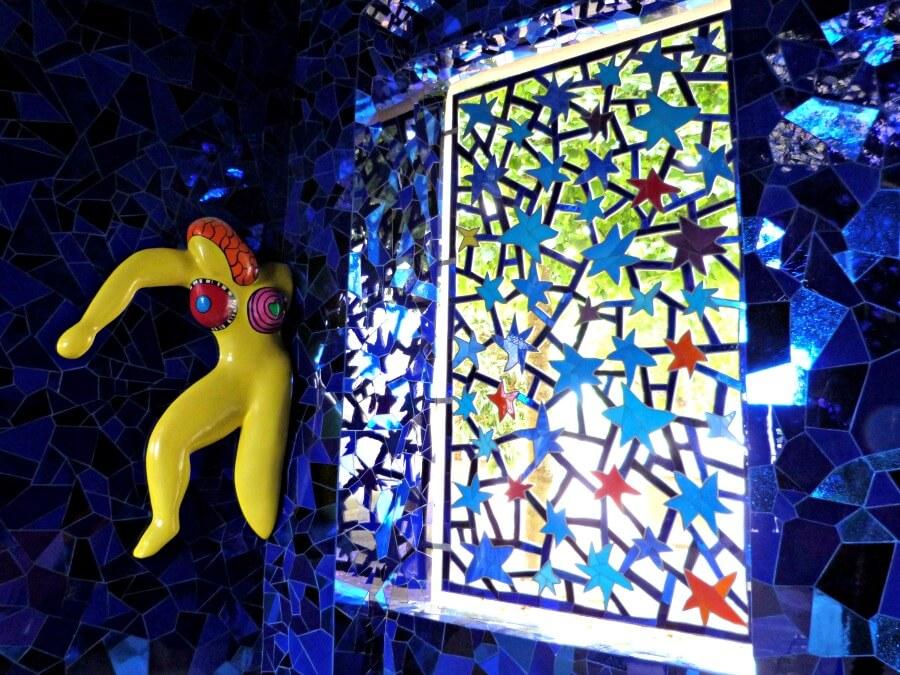 Grot Niki de Saint Phalle in Hannover
