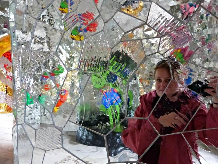 Een secret selfie mag niet ontbreken in Hannover