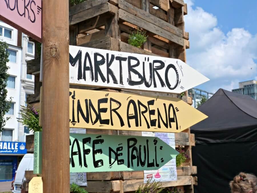 Juni is in Hamburg de maand dat de Straßenfeste losbarsten