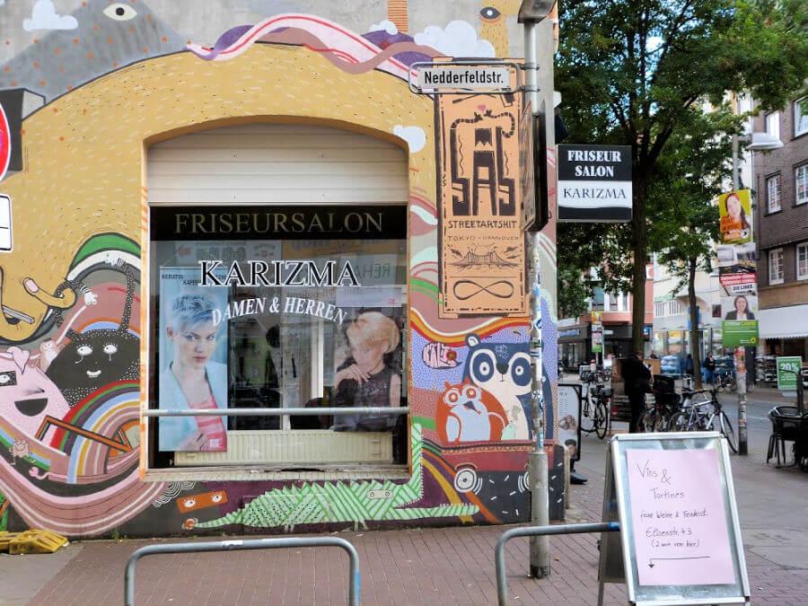 Tips voor een originele stedentrip Hannover: kunst op straat