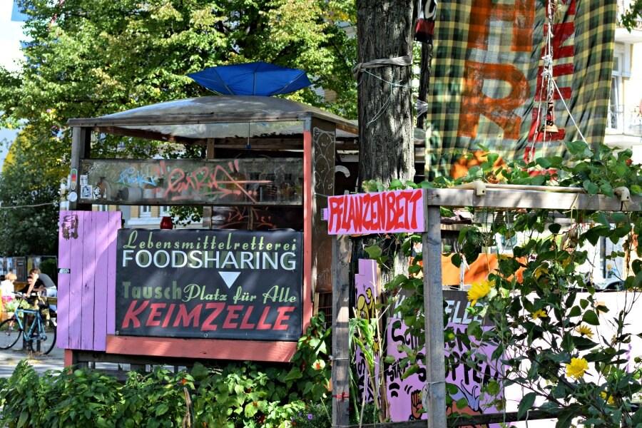 Duurzaam Hamburg: foosharing en samen tuinieren