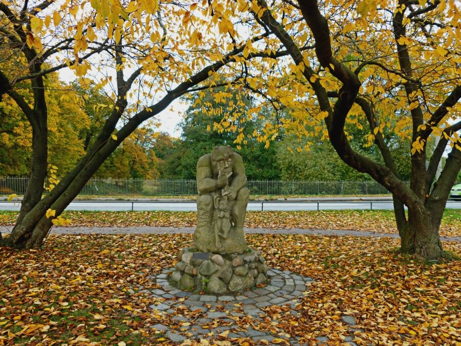 Herfstkleuren in Hamburg: Goldener Herbst fotograferen