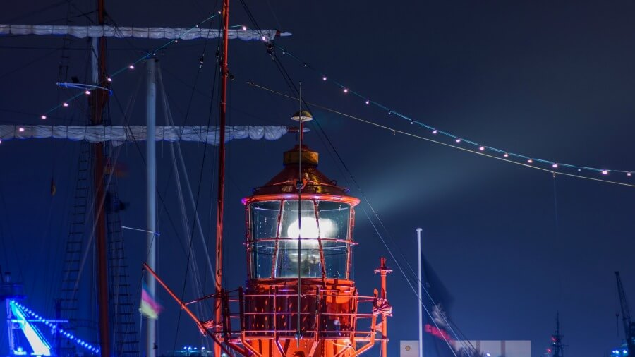 stedentrip Hamburg in september: Cruise Days