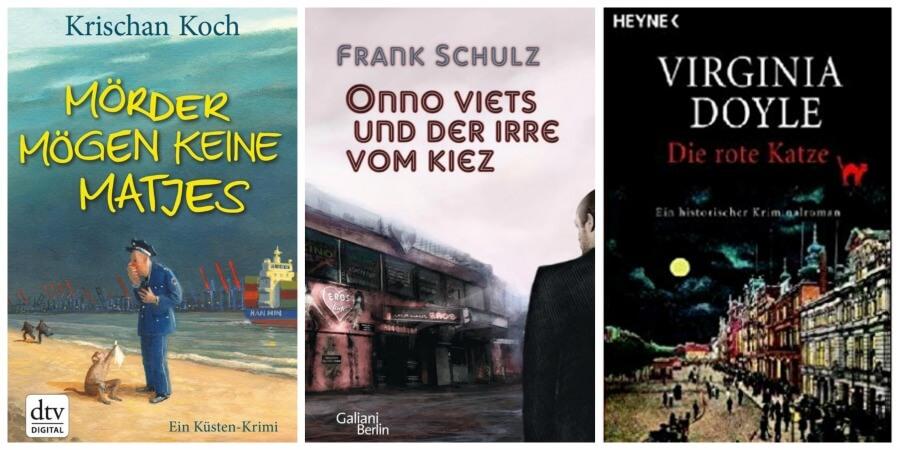 Mijn favoriete boeken die zich in Hamburg afspelen