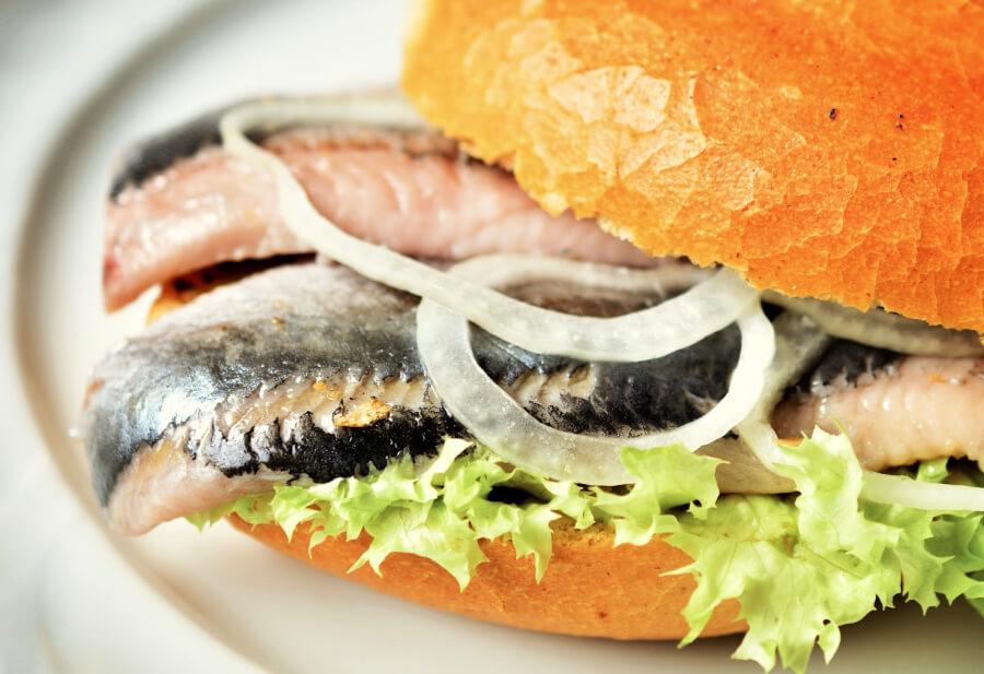 Uit de Hamburgse keuken: Fischbrötchen