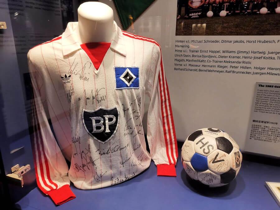 Stadiontour Volksparkarena | Standort Hamburg