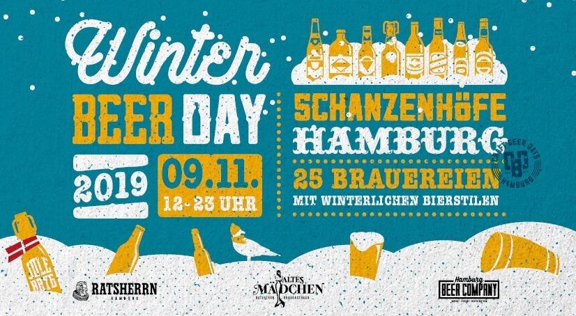 Novembertip voor Hamburg: Winter Beer Day