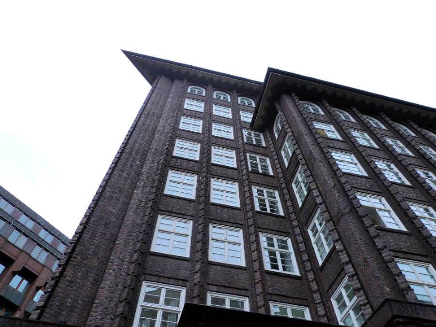 UNESCO Werelderfgoed in Hamburg: Kontorhausviertel