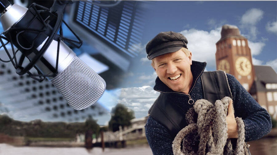Podcasts uit Hamburg: Nachrichten op Platt