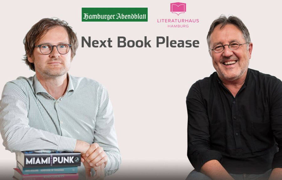 Boekenpodcast uit Hamburg: next book please