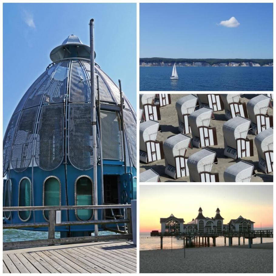 Zomervakantie aan de Duitse kust: Rügen aan de Oostzee