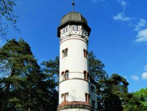 Watertoren Ohlsdorfer Friedhof
