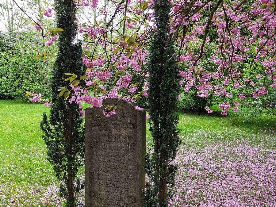 Altonaer Hauptfriedhof: de mooiste begraafplaats van Hamburg