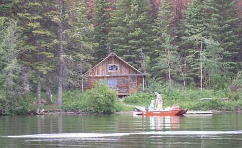 The Standout Fishing Cabin Netting Fish Amp Nostalgic