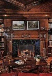 Wood Fireplace Mantels A Wealth Of Warmth