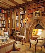 Wood Mantel Shelf