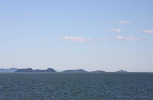 L'archipel des Pèlerins et l'île-aux-Lièvres
