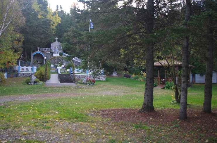 Le Parc de la Madone