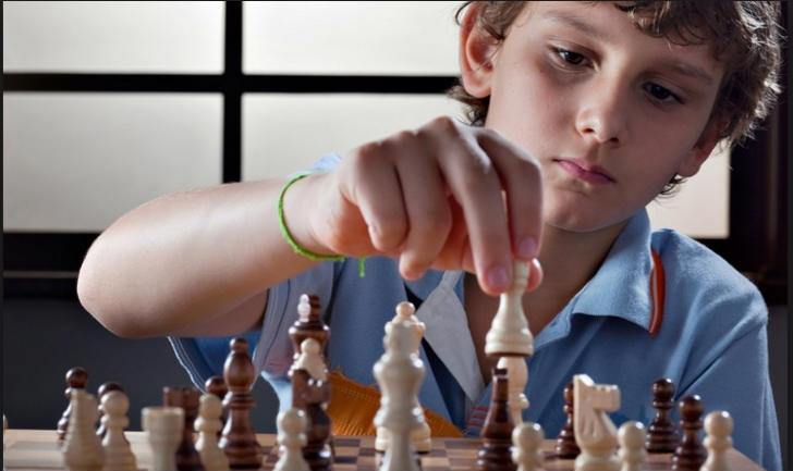 Chess Club: After School Activity