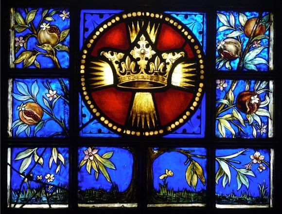 St. Andrew's Glass