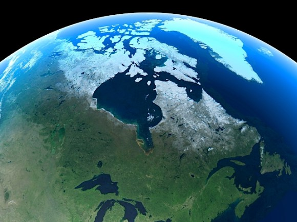 Canada-as-seen-from-Space